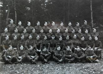 R.A.S.C., Officers Training, Dec 1939
