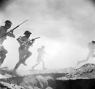 El Alamein Infantry