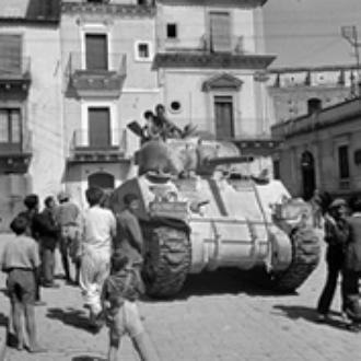 Tank in Francofonte