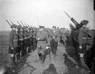 Field Marshal Sir Douglas Haig