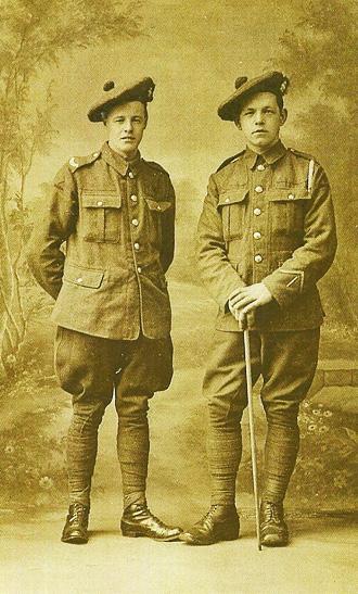 1/9th Royal Scots c.1916
