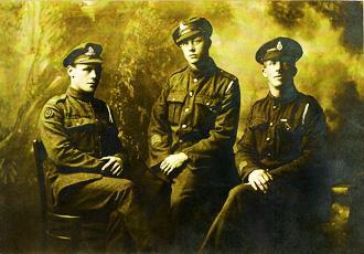 1st/2nd Highland Brigade c.1918/19