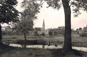 Schubin Village, Summer 1940