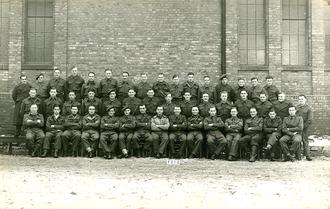 Men from Stalag IX-C, (No. 1012)