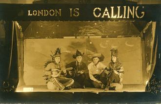 Cowboys & Indians (POW Show)