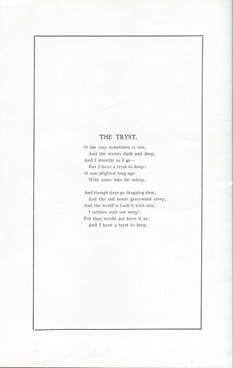 Beaumont-Hamel Memorial Programme (page 7)