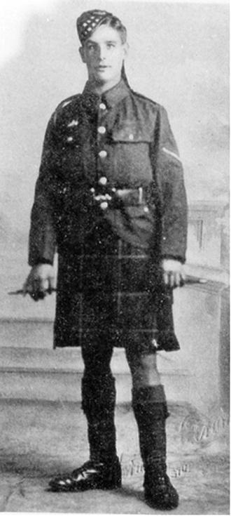Sgt. John Meickle