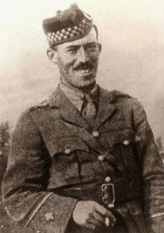 Lieutenant William D Bissett