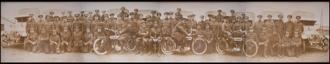 Field Ambulances 1915