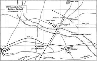 Cambrai Map, Bird