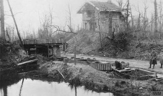 Destroyed Tanks, Bourlon wood