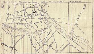 Sketch map, Op. Order 149
