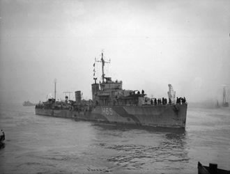 HMS Boadicea