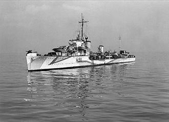 HMS Bulldog