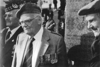 Tom Renouf remembers the fallen