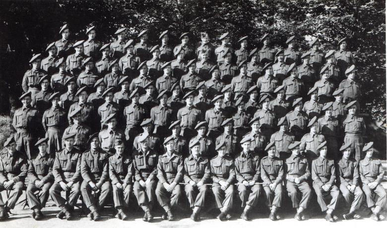 51st (H) Reconnaissance Regiment, June 1942