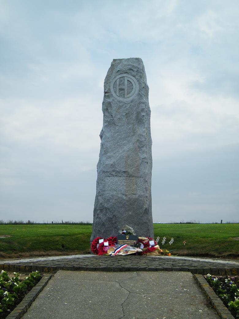 St. Valéry Memorial Stone, 2010