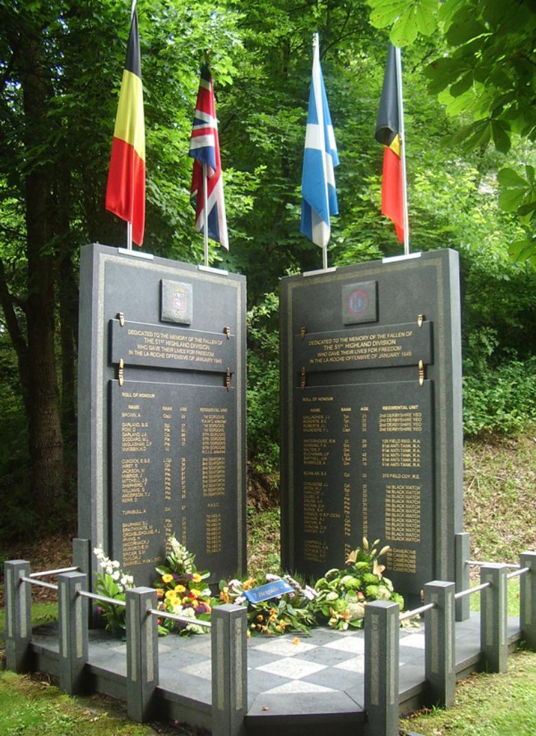 La Roche Memorial