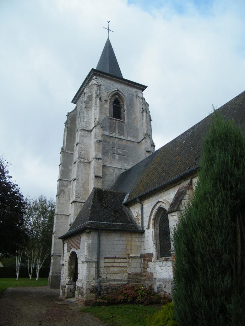 Church at Franleu