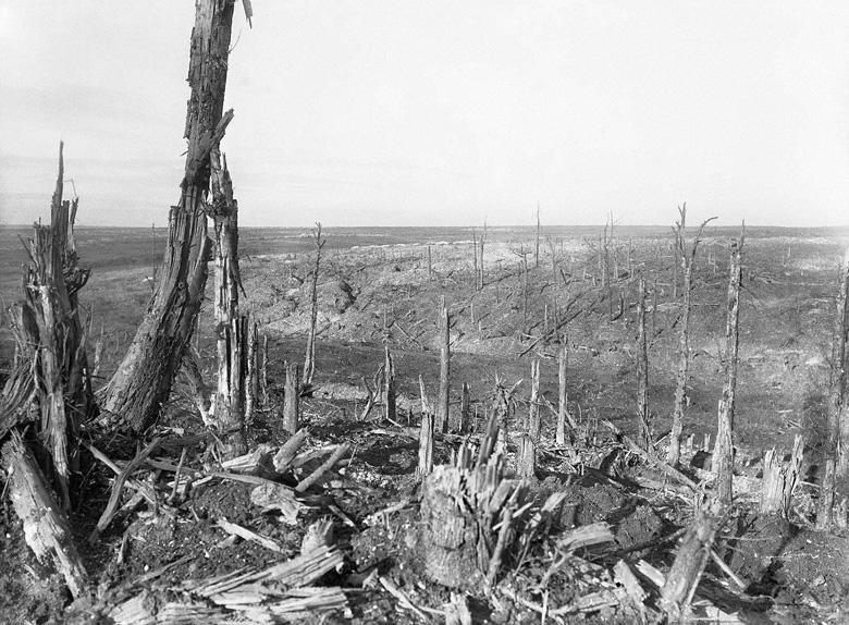 Battlefield of Beaumont Hamel
