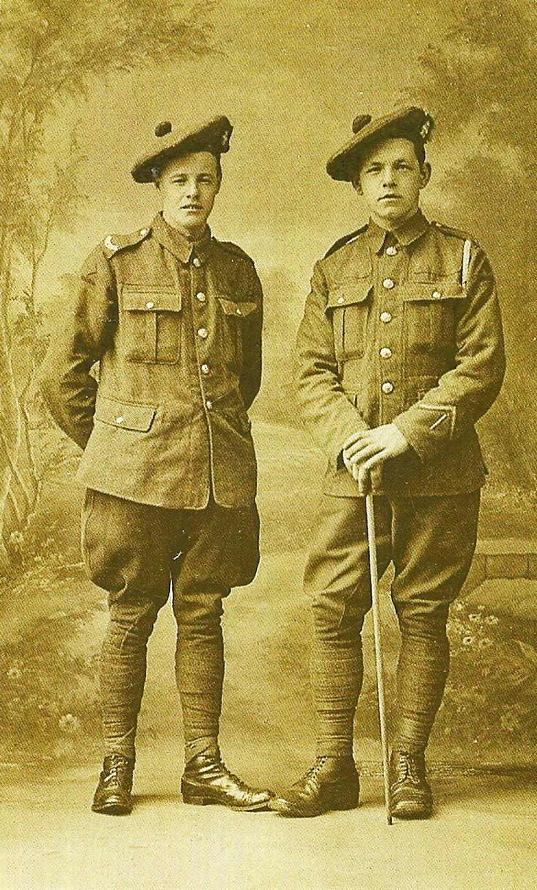 1/9th Royal Scots c.1916