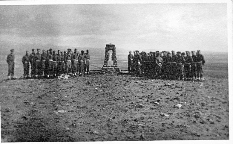 Sferro Memorial, 1943