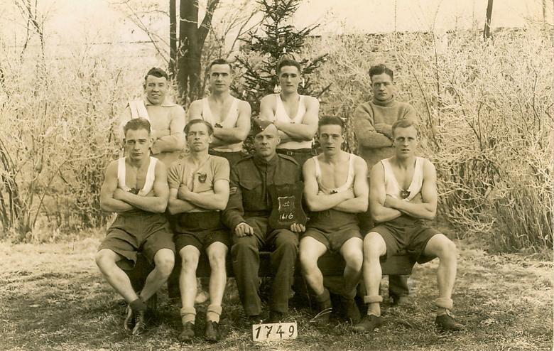POW Boxing Team