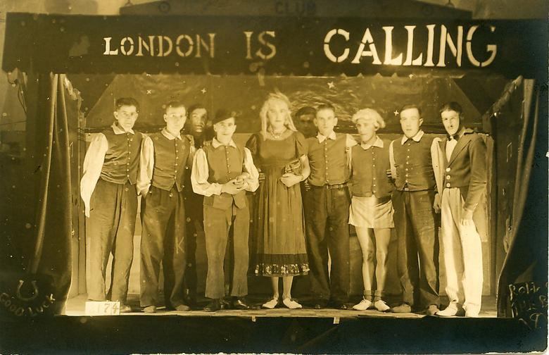 Curtain Call (POW Show)