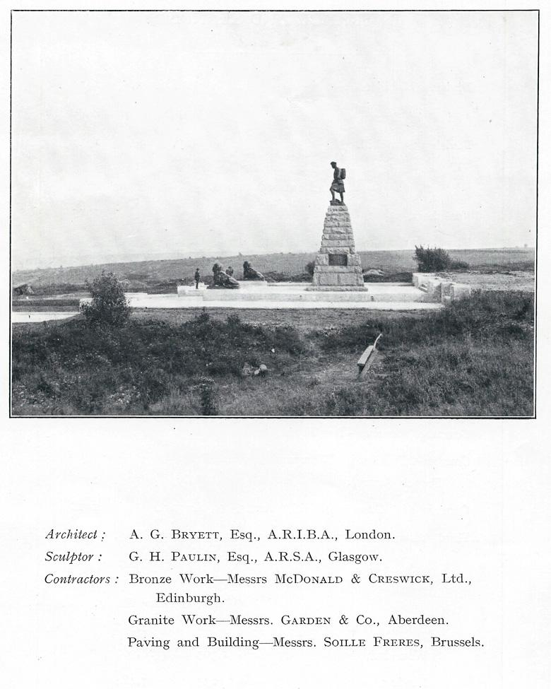 Beaumont-Hamel Memorial Programme (page 2)
