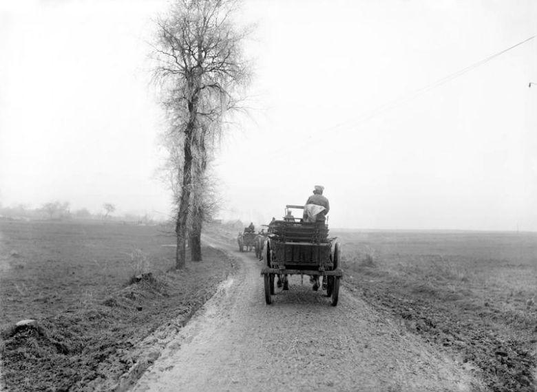 Auchonvillers to Beaumont Hamel road