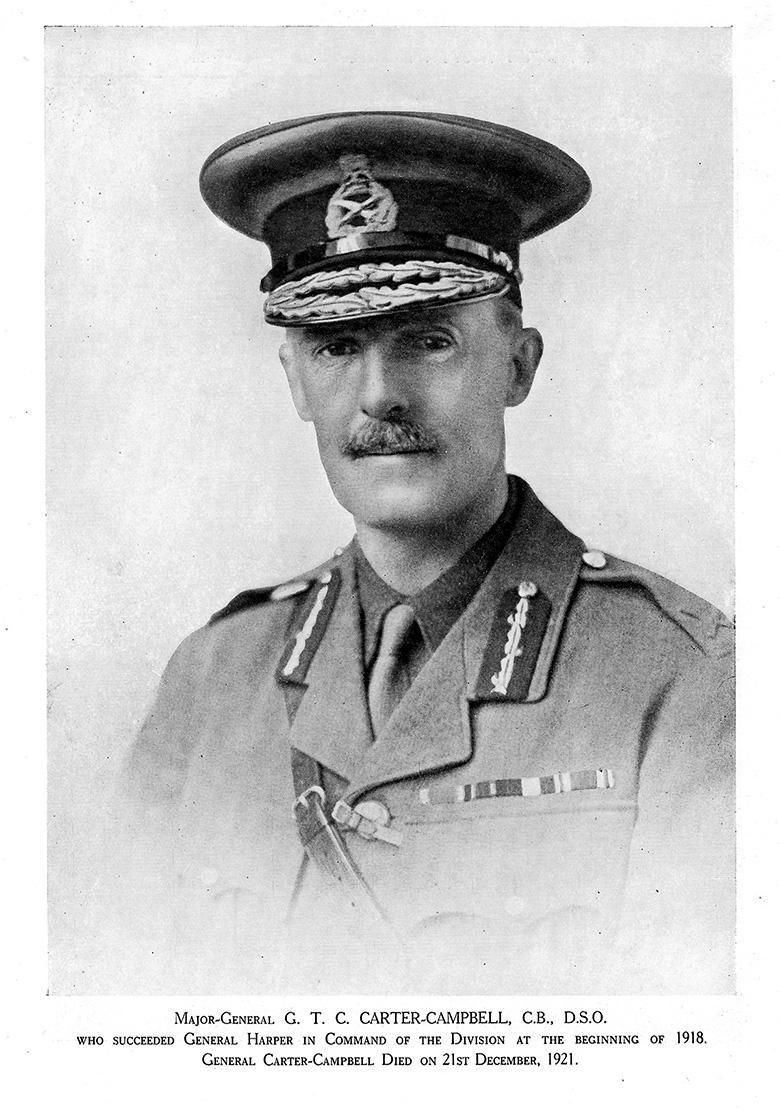 Major-General Carter-Campbell