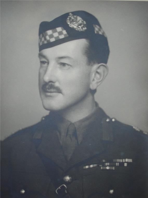 Lieutenant Colonel Lorne Campbell VC