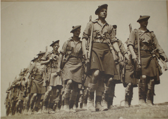 7th Argyll & Sutherland Highlanders