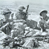 7th Argylls Cleaning Weapons
