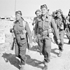 Gordon Highlanders March into Tunisia