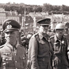 Major General Fortune with General Major Rommel